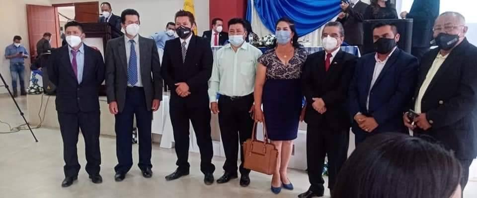 PRESIDENTE PARTICIPO EN LOS ACTOS ORGANIZADOS AL RECORDAR LA REINVINDICACION DE LOS DERECHOS DE PALTAS.